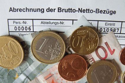 Lohnvorlagen vom online Steuerberater deutschlandweit