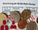 Lohn und Gehaltsabrechnung vom Steuerberater