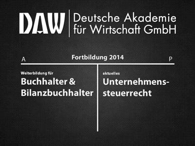 DAW Buchhalter 2014