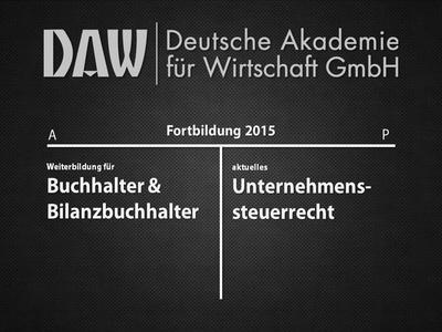 DAW Buchhalter 2015