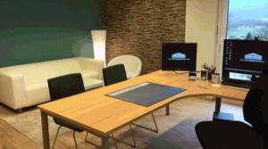 Arbeitszimmer gestaltungsmöglichkeiten  Häusliches Arbeitszimmer vom online Steuerberater
