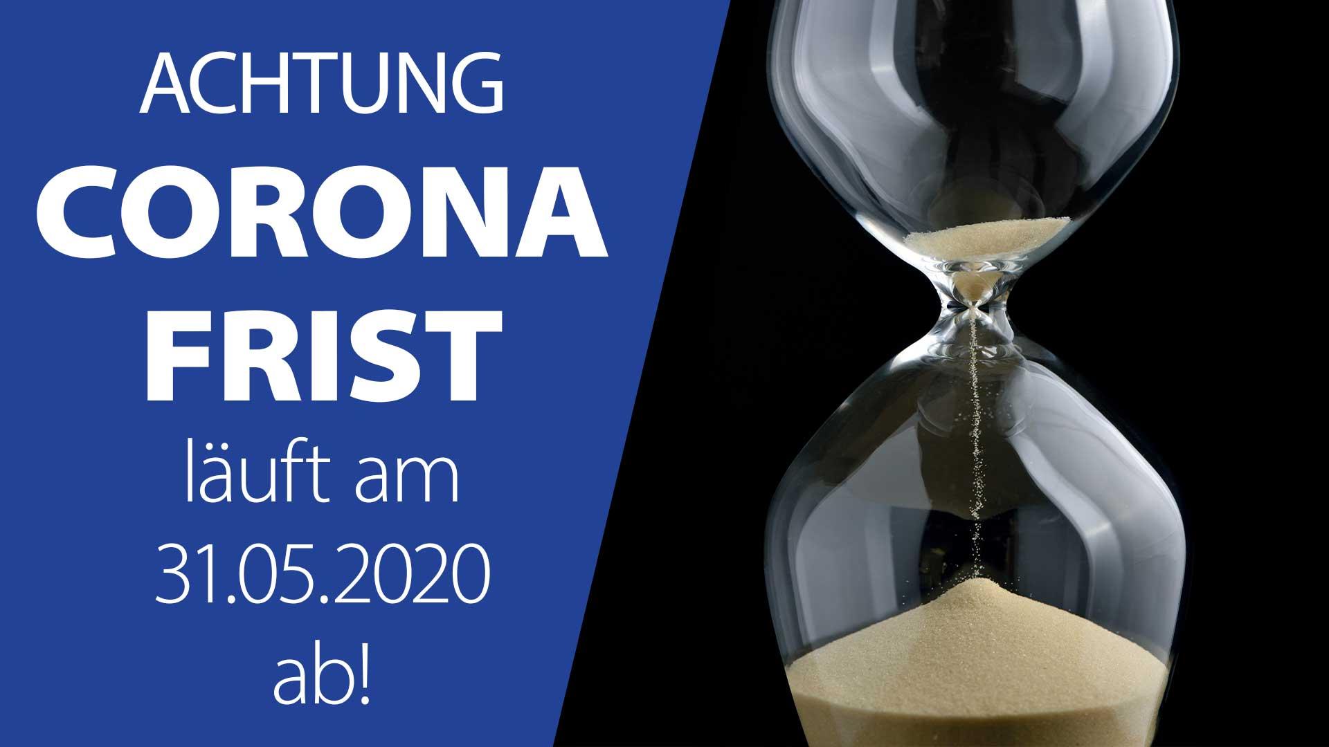 ACHTUNG: Diese Corona Soforthilfe FRIST läuft bald ab! Steuerberater erklärt